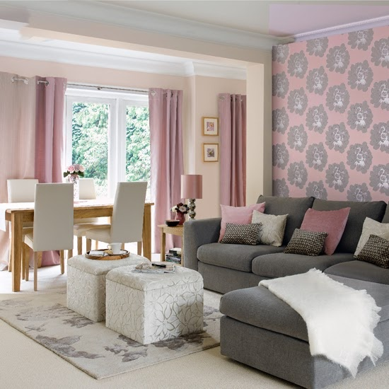 metallic-grey-and-bold-pink-home-decor-ideas-25
