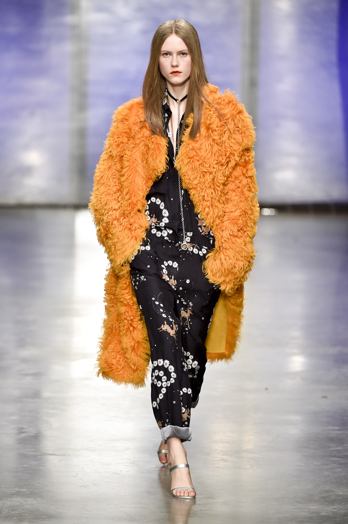 Topshop Unique RTW Fall 2017