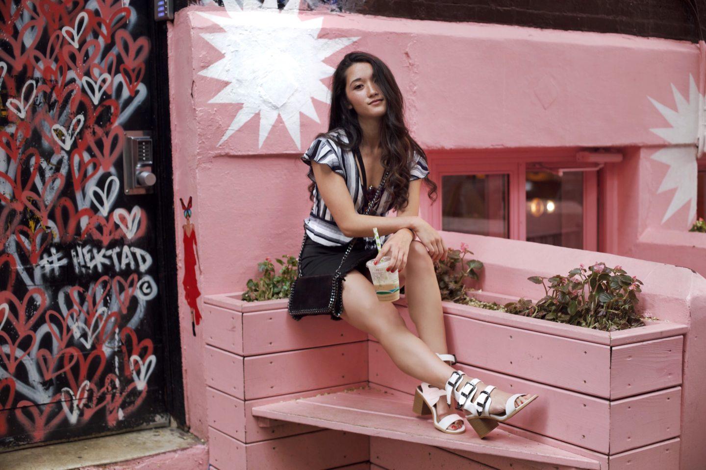 Black Denim in the City   |   Gypsy Style